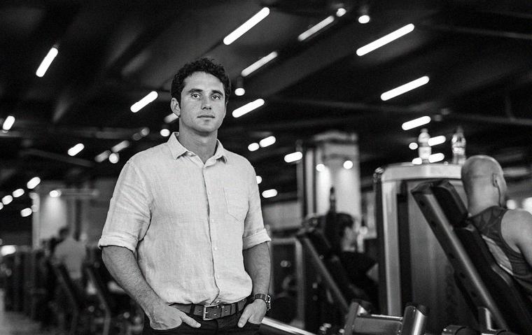 Filippe Savoia, CEO da Bluefit aberta em 2015, academia aprimorou aulas de dança, artes marciais e atividades aeróbicas