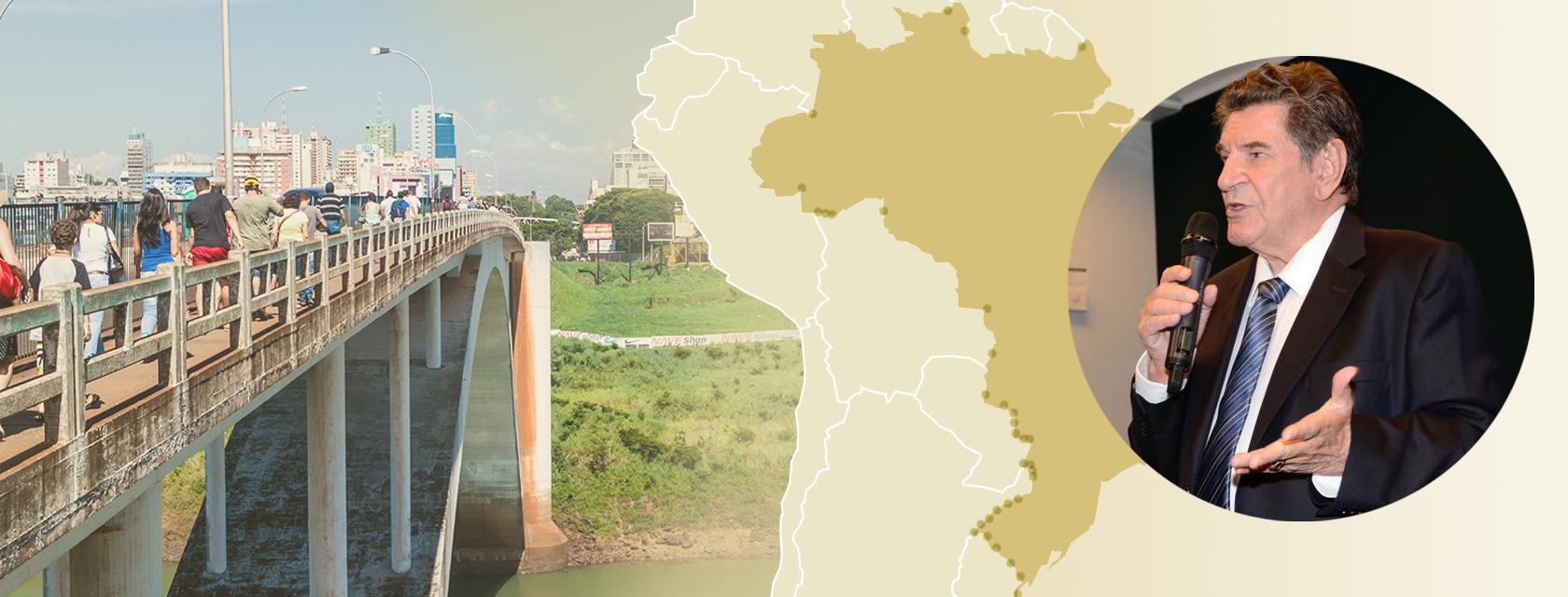 Exigências do Governo inviabilizamlojas francas em cidades de fronteira